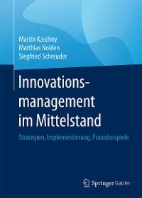 Cover Innovationsmanagement im Mittelstand
