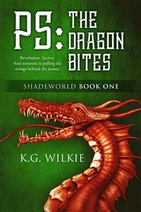 Cover P.S. The Dragon Bites