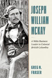 Cover Joseph William McKay