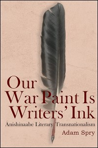 Cover Our War Paint Is Writers' Ink