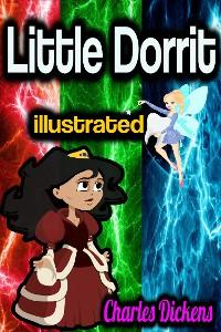 Cover Little Dorrit illustrated