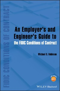 Cover An Employer's and Engineer's Guide to the FIDIC Conditions of Contract