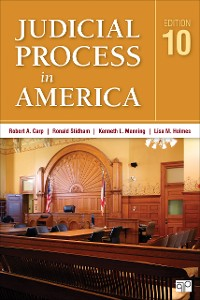 Cover Judicial Process in America