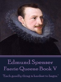 Cover The Faerie Queene Book V