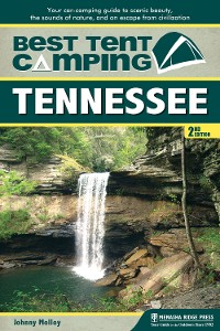 Cover Best Tent Camping: Tennessee