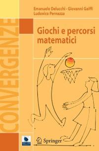 Cover Giochi e percorsi matematici