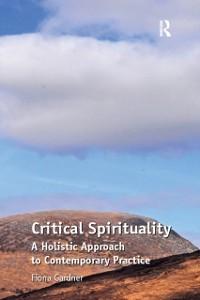 Cover Critical Spirituality