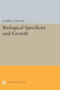 Cover Biological Specificity and Growth