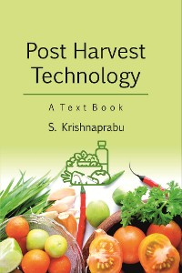 Cover Post Harvest Technology A Text Book