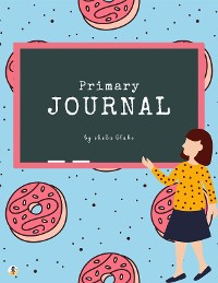 Cover Sweets and Candies Primary Journal - Write and Draw (Printable Version)