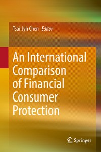 Cover An International Comparison of Financial Consumer Protection