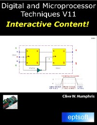 Cover Digital and Microprocessor Techniques V11