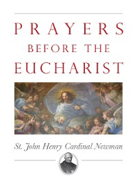 Cover Prayers Before the Eucharist