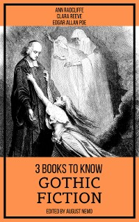 Cover 3 books to know Gothic Fiction