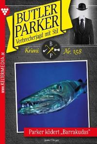 Cover Butler Parker 158 – Kriminalroman