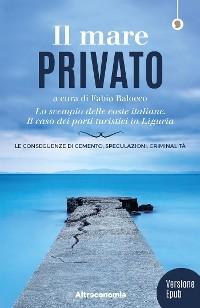 Cover Il mare privato