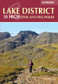 Cover Lake District: High Level and Fell Walks