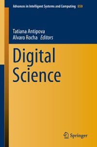 Cover Digital Science