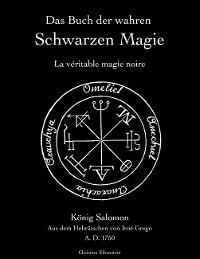 Cover Das Buch der wahren schwarzen Magie