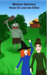 Cover Hexe Eli und die Elfen