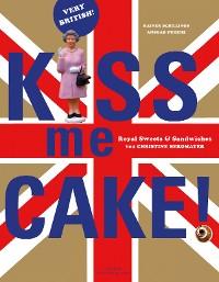Cover Kiss me Cake!