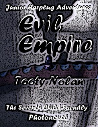 Cover Junior Earplug Adventures: Evil Empire
