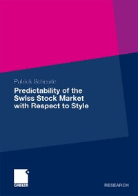 Cover Predictability of the Swiss Stock Market with Respect to Style
