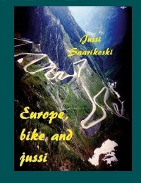 Cover Europe, bike and jussi