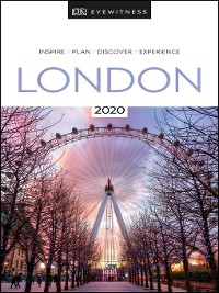 Cover DK Eyewitness Travel Guide London