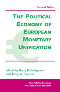 Cover Political Economy Of European Monetary Unification