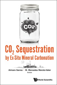 Cover Co2 Sequestration By Ex-situ Mineral Carbonation