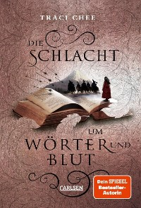 Cover Die Schlacht um Wörter und Blut (Das Buch von Kelanna 3)