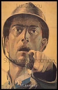 Cover Storia della burocrazia italiana
