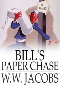 Cover Bill's Paper Chase