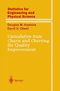 Cover Cumulative Sum Charts and Charting for Quality Improvement