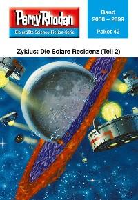Cover Perry Rhodan-Paket 42: Die Solare Residenz (Teil 2)