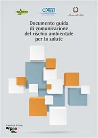 Cover Documento guida di comunicazione del rischio ambientale per la salute