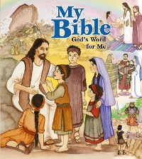 Cover My Bible: God's Word for Me