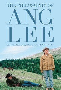 Cover The Philosophy of Ang Lee