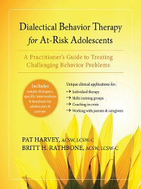 Cover Dialectical Behavior Therapy for At-Risk Adolescents