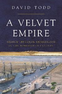 Cover A Velvet Empire