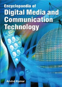 Cover Encyclopaedia Of Digital Media And Communication Technology Volume-1 (Internet Journalism)