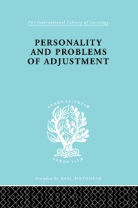 Cover Personality and Problems of Adjustment