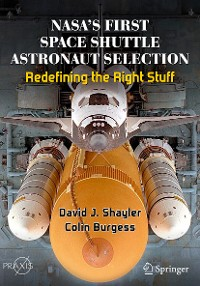Cover NASA's First Space Shuttle Astronaut Selection