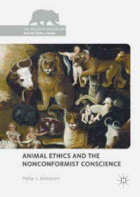 Cover Animal Ethics and the Nonconformist Conscience