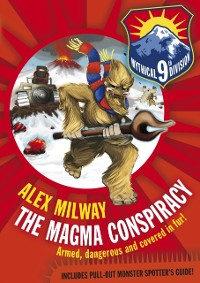 Cover Magma Conspiracy