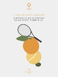 Cover Bioterapia nutrizionale nello sport femminile