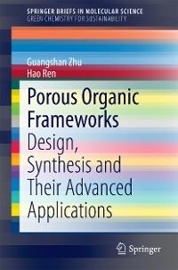 Cover Porous Organic Frameworks