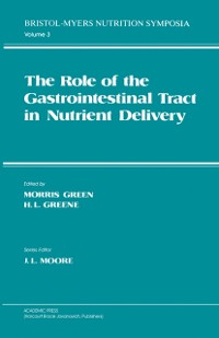 Cover Role of the Gastrointestinal Tract in Nutrient Delivery