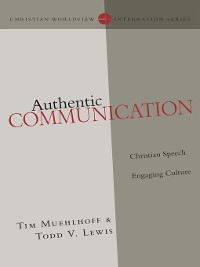 Cover Authentic Communication